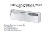 柯达 M590数码摄相机 使用说明书