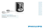 Philips SA4125音频播放器 用户手册