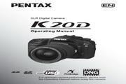 宾得 数码相机K20D型 使用说明书