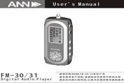 ANN FM-30播放器 说明书