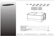 三星 XPB50-88S双桶洗衣机 使用说明书