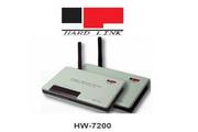 HW-7200无线宽带路由器使用说明书