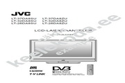 JVC LT-37DA8ZUU液晶电视 使用手册