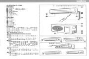 声宝 AM-S250DC变频分离式冷暖气机 使用说明书
