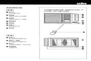 声宝 AW-SB20冷气机 使用说明书
