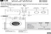 乐金 洗衣机WD-1004C 英文说明书