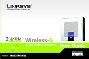 思科交换机WAG354G(EU)型使用说明书