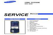 三星 手机SCH-i830 说明书