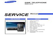 三星 SGH-J210手机 说明书