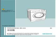 西门子 WD14H42XEE洗衣机 英文使用说明书