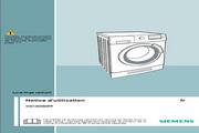 西门子 WD14H460FF洗衣机 英文使用说明书