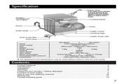 LG WD-8050F洗衣机 说明书