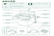 SANYO 全自动洗衣机XQB50-668 使用说明书