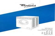 惠而浦 AWG339/SS嵌入式二合一洗衣干衣机 用户手册