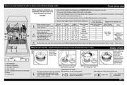 惠而浦 ADP7955洗碗碟机 用户手册