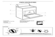 惠而浦 WED5705美式干衣机 用户手册