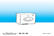 惠而浦 AWG288S排气式干衣机 用户手册