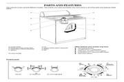 惠而浦 WTW5905美式洗衣机 说明书