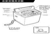 声宝 ES-1033型洗衣机 说明书