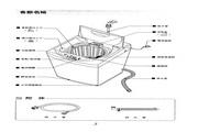 声宝 ES-755型洗衣机 说明书