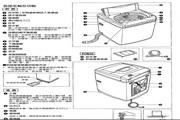 声宝 ES-D159P(R)型洗衣机 说明书