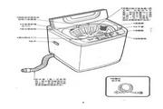 声宝 ES-953SBR型洗衣机 说明书