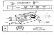 声宝 ES-821TA型洗衣机 说明书