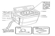 声宝 ES-SB987WF型洗衣机 说明书