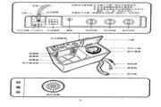 声宝 ES-826W型洗衣机 说明书