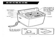 声宝 ES-110B型洗衣机 说明书