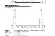 迅捷FW300R无线宽带路由器使用说明书