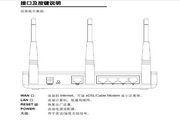 迅捷FWR300T+无线宽带路由器使用说明书