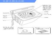 声宝 ES-112SB型洗衣机 说明书