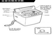 声宝 ES-103SBR型洗衣机 说明书