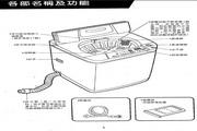 声宝 WMA-13PX(M)型洗衣机 说明书