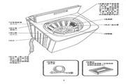 声宝 ES-952SBM型洗衣机 说明书