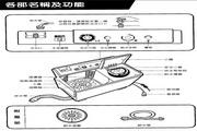 声宝 ES-855TH型洗衣机 说明书
