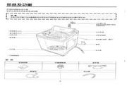 声宝 ES-758型洗衣机 说明书