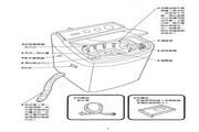 声宝 ES-GIDA85型洗衣机 说明书