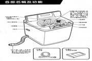 声宝 ES-135SBF型洗衣机 说明书