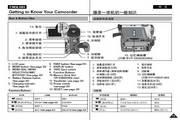 三星VP-D340数字摄录一体机用户说明书