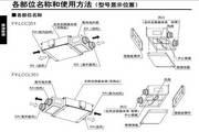 松下FY-25LD2CL全热交换器使用安装说明书
