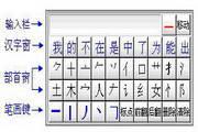 优点通笔画输入法 3.7