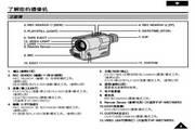 三星VP-W87摄像机用户说明书