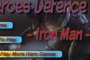钢铁侠的战斗...