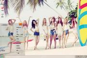 夏日海滩少女时代主题 1.6.0.3