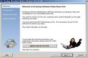 EZ Backup Windows Media Player Pro 6.42