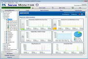 PA Server Monitor Lite