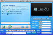 LeKusoft DVD to iPod Converter for Mac