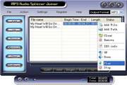 Hi MP3 Audio Splitter Joiner